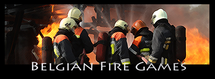 Banner Belgian Fire Games