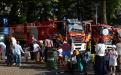 Plusieurs zones de secours sont présentes au Sablon