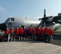 Mission auf Dominica zurück