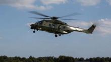 Hélicoptère de la Défense