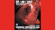 Survival Firefighter Run 2017